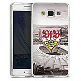 DeinDesign Samsung Galaxy A5 (2015) Silikon Hülle Case Schutzhülle VfB Stuttgart Fanartikel Stadion