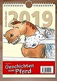 Geschichten vom Pferd 2019: Comic-Kalender