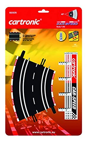 Cartronic Cartronic82005 High Banked Curve 45 Degree A Race Track