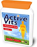 ActiveVits Hyaluronic Acid 100mg 60 Capsules Skin Care from ActiveVits