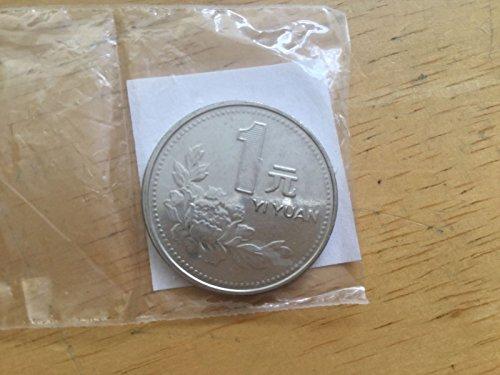 China Yuan Coins Verschiedene Jahre