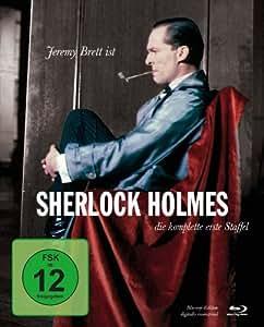 Sherlock Holmes - Staffel 1 [Blu-ray]