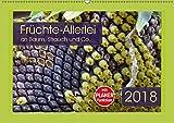 Früchte-Allerlei an Baum, Strauch und Co. (Wandkalender 2018 DIN A2 quer): Kreationen von knallgelb bis feuerrot - mit PLANER-Funktion ... [Kalender] [Apr 01, 2017] Keller, Angelika