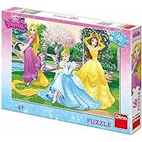 Dino Toys 384187 - Puzzle de alta calidad, diseño de princesas Disney
