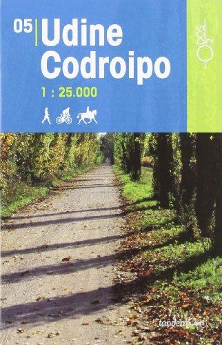 Udine Codroipo 1:25.000 (Tandem)