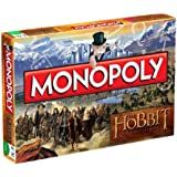 Winning Moves - 332417 - Hobbit Monopoly