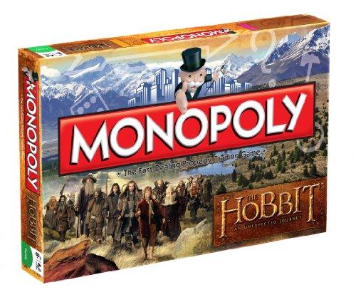 Monopoly The Hobbit - Juego de Mesa basado en El Hobbit (en inglés)