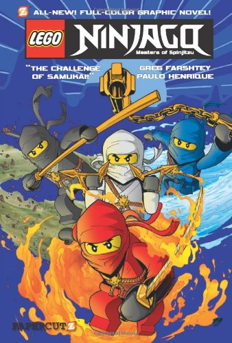 The Challenge of Samukai! (Lego Ninjago)
