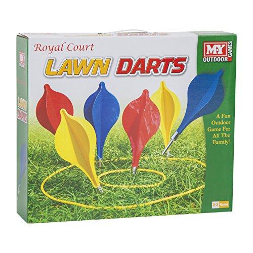Royal Court Rasen Dart / Garten Spiele - Spiele Rasen