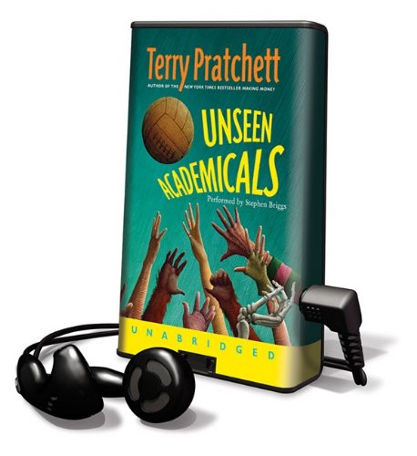 Unseen Academicals [With Earbuds] (Playaway Adult Fiction)