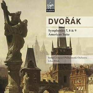 Dvorák: Symphonies 7, 8 & 9 - American Suite