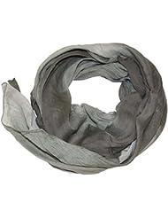 Seidenschal Seide Halstuch Schal Batic Farbverlauf Batik Cotton Tuch