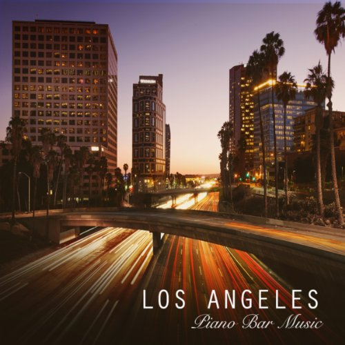 Los Angeles Piano Bar Music Collection: Classy Jazz & Soft Piano Music for Background, Moody Piano Café Songs