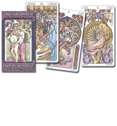 Tarot Art Nouveau Grand Trumps (Cards) - Common