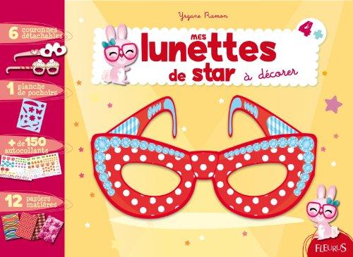 Mes lunettes de star à décorer