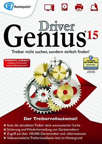 Driver Genius 15 [Download] -
