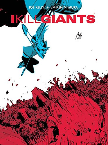 Image of I Kill Giants Fifth Anniversary Edition TP
