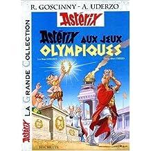 Astérix La Grande Collection - Astérix aux jeux olympiques - n°12 de René Goscinny,Albert Uderzo (Illustrations) ( 20 août 2008 )