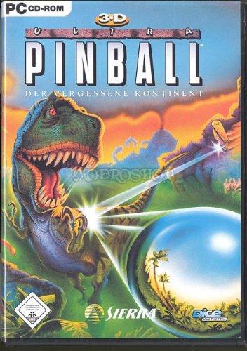 3-D Ultra Pinball: Der Vergessene Kontinent