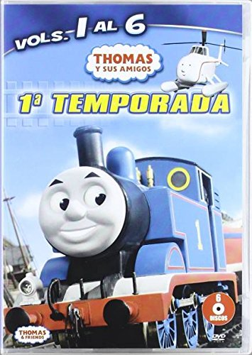 Thomas the Tank Engine & Friends (PACK EL TREN THOMAS Y SUS AMIGOS: 1ª TEMPORADA COMPLETA (VOL. 1 A, Spanien Import, siehe Detai