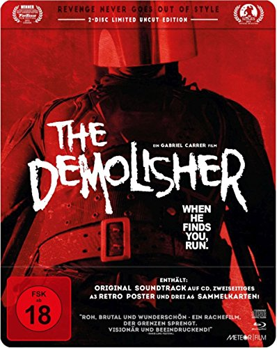 The Demolisher (Uncut) (Limited FuturePak Blu-ray-Disc inkl. Soundtrack-CD)