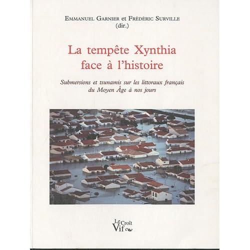 La tempête Xynthia face à l'histoire