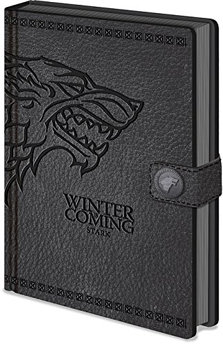 Pyramid International A5 Game of Thrones Stark Notizbuch