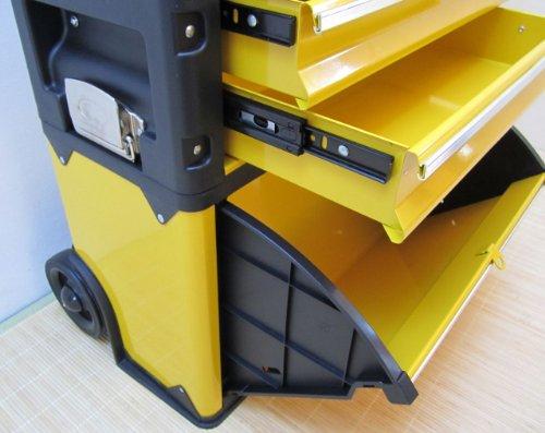 Metall Werkzeugtrolley Werkzeugkasten Werkstattwagen XL Type B305ABD von AS-S - 9