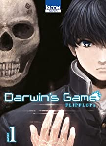 Darwin's Game Edition simple Tome 1