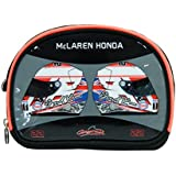 McLaren Honda - Jenson Button Pencil Case - Talla - 45x42x33 - Color - Negro