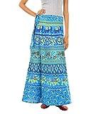 Fashiana Women's Elephant Print Cotton L...