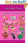 ich liebe Tiere Deutsch - Vietnamesisch