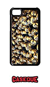 Caseque Multi-Minionaire Back Shell Case Cover for BlackBerry Z10