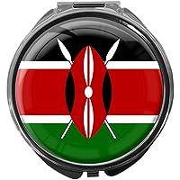 Pillendose/rund/Modell Leony/FLAGGE KENIA preisvergleich bei billige-tabletten.eu