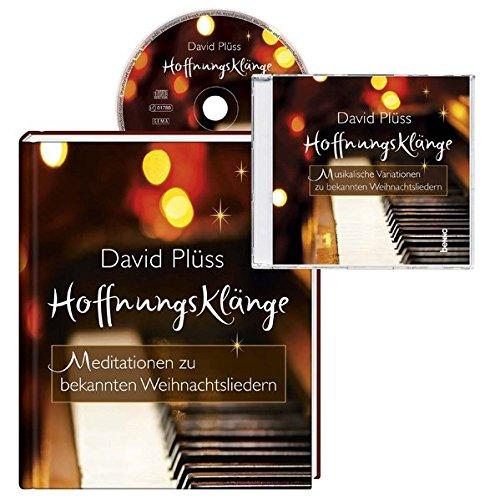Geschenkbuch »HoffnungsKlänge«: Meditationen zu bekannten Weihnachtsliedern