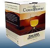 Home Brew & Wine Making - White Wine Ingredient Kit - California Connoisseur - Pinot Grigio 6 Bottle