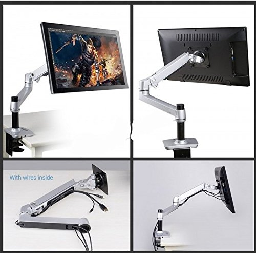 Preisvergleich Produktbild Gowe 54,6cm IPS LED TFT Pro Art Zeichnen Grafik-Tablet Monitor w/Cordless/batterielosen Stift + faltbar Schreibtisch Halterung Ständer