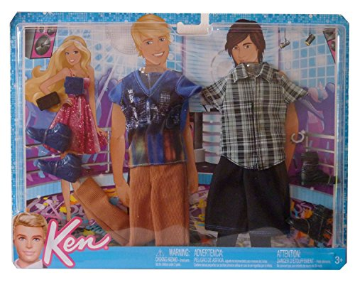 Mattel X7861 Barbie Ken Party Mode - Ken Barbie-party
