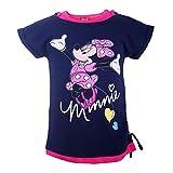 Disney Classics Mädchen T-Shirt 73203, Blau (Blau 776), 128