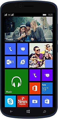 Preisvergleich Produktbild Archos 50 Cesium Smartphone (Zertifiziert und Generalüberholt)