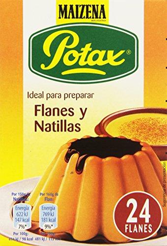 Maizena Potax Preparado para Flanes y Natillas - 192 g