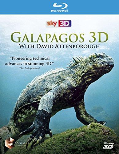 3D with David Attenborough [Blu-ray]