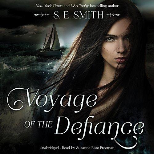 Voyage of the Defiance  Audiolibri