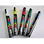 Easipet Queen Bee Marker Pen Set for Beekeeping, Set of 5 pens 11