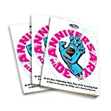 Santa Cruz Screaming Hand Art Show Zeitschrift Mehrfarbig