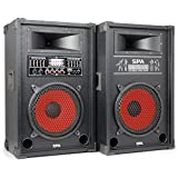 Skytec SPA1000R - Kit bafles karaoke