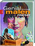 Genial malen - Porträt: mit DVD (Acrylmalerei, Ölmalerei)
