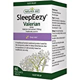 SleepEezy Valerian Root Extrac (60tablet) ( x 12 Pack) from Natures Aid
