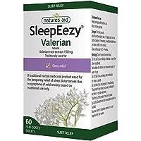 Natures Aid SleepEezy Baldrian 150 mg 60 pro Packung preisvergleich bei billige-tabletten.eu