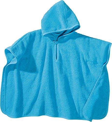 Preisvergleich Produktbild Baby Butt Poncho Frottier türkis Größe 50x70 cm